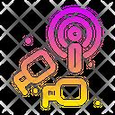 Audio Podcast Icon