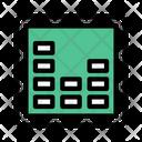 Audio Pulses Icon