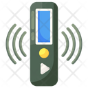 Audio Recorder Recording Device Voice Recorder Icon