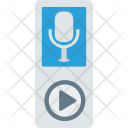 Recorder Audio Device Icon