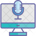 Audio Recording Digital Audio Digital Recording Icon