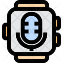 Audio Recording Icon