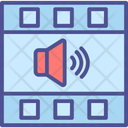 Audio Song Icon