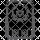 Audio Speaker Audio Player Music Player Icon