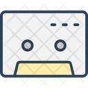 Audio Tape Cassette Cassette Tape Icon