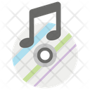 Audio Track Icon