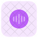 Audio Wave Music Beat Musical Beat Icon