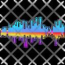 Audio Waves Icon