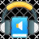 Audiobook Icon