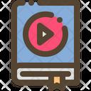 Audiobook Audio Book Icon
