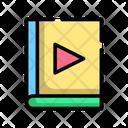 Audiobook Lesson Training Icon