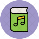 Audiobook Musical Book Icon