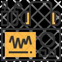 Audiogram Machine Treatment Icon