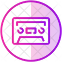 Device Audio Audiotape Icon