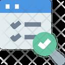 Auditv Audit Audit Checking Icon