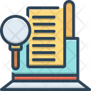 Audit Finance Auditor Icon