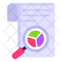 Audit File Search Stats Report Icon