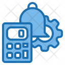 Audit Calculator Tools Account Icon