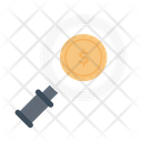 Audit Search Banking Icon