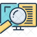 Auditing Auditor Search Icon