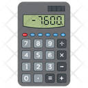 Auditing Calculator Icon