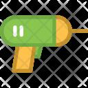 Auger Drain Drill Icon