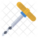 Auger Drill Icon