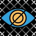 Augmented Reality Eye Tap Eye Tap Augmentation Icon