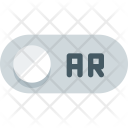 Augmented Reality Ar Icon