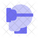 Augmented Reality Artificial Intelligence Technology Icon