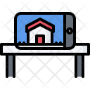 Augmented Reality Phone Icon