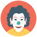 Auguste Clown Icon