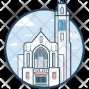Augustine Church Icon