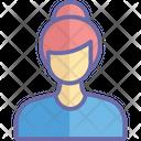 Aunty Icon
