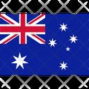 Flag Country Australia Icon