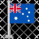Australia Country National Icon