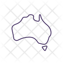 Australia Covid Variant Icon