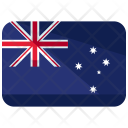 Australia Flag Country Icon
