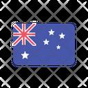 Australia Au Flag Country Icon