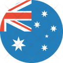 Australia Flag World Icon