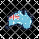 Islands Beach Australia Icon