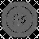 Australian Dollar Australia Icon