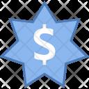 Australian dollar Icon