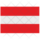 Austria Country Flag Icon