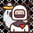 Austronaut Icon
