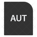 Aut File Document Icon