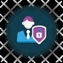 Authentication Authorized Person Authorized User Icon