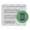Authentication One Time Password Otp Icon