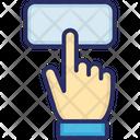 Authentication Finger Gesture Finger Tap Icon