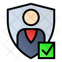 Authentication Access Security Icon
